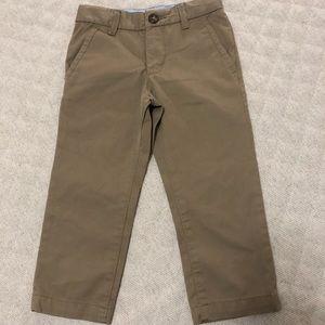 Carter's khaki slacks pants